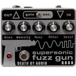 Death By Audio DBA Supersonic Fuzz Gun