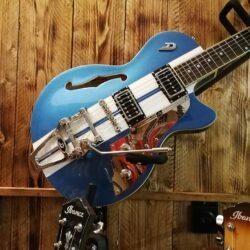 Duesenberg Starplayer TV Alliance Mike Campbell I Signature Guitar incl. case