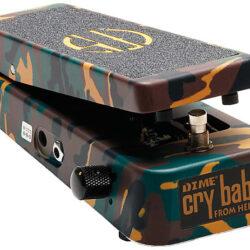 Dunlop DB01 - Dimebag Signature Cry Baby Wah