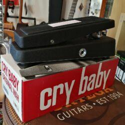 Dunlop GCB95 Cry Baby Original Wah