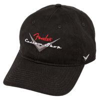 Fender Custom Shop Baseball Hat black