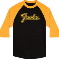 Fender Doodle 3/4 Sleeve Shirt
