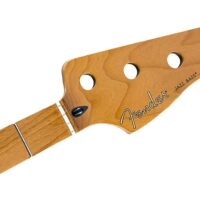 Fender Genuine Replacement Part roasted maple Jazz Bass neck