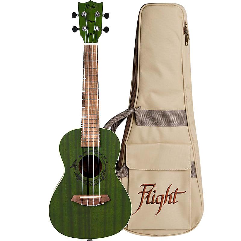 Flight DUC380 Jade, Concert Ukulele incl. GigBag