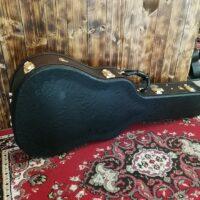 GEWA Guitar Case Arched Top Prestige, Black
