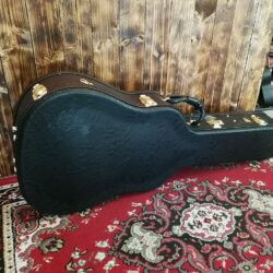 GEWA Guitar Case Arched Top Prestige, Black