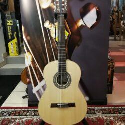 Höfner HGL6 Classical Guitar, Green Line Series, + GigBag