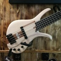 Ibanez AFR5FMP Premium E-Bass 5 String Natural Flat