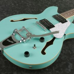 Ibanez AS63T-SFG Artcore Vibrante 6 String with Bigsby B70 Vibrato Sea Foam Green