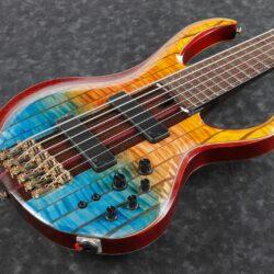 Ibanez BTB1936-SFL Premium Series E-Bass 6 String Sunset Fade Low Gloss + Bag