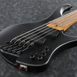 Ibanez EHB1005MS-BKF EHB Series E-Bass 5 String Multiscale Black Flat + Gigbag, PRE-ORDER!