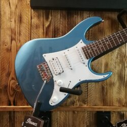 Ibanez GRX40-MLB GIO E-Guitar 6 String Metallic Light Blue