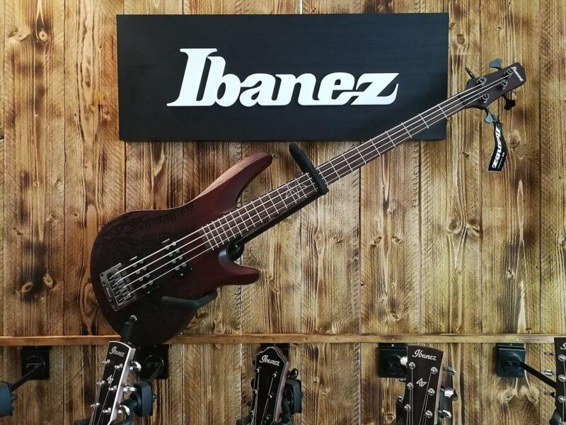 Ibanez MDB2 Mike DAntonio Killswitch Engage Signature Bass