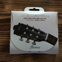 Ibanez Nylon Guitar Strings, Normal Tension .028 - .043