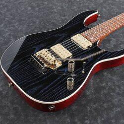Ibanez RG420HPAH-BWB RG-Series E-Guitar 6 String Blue Wave Black