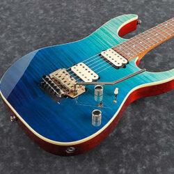 Ibanez RG420HPFM-BRG RG-Serie E-Guitar 6 String Blue Reef Gradation