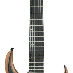 Ibanez RGDR4327-NTF Prestige Series E-Guitar 7 String Natural Flat + Case