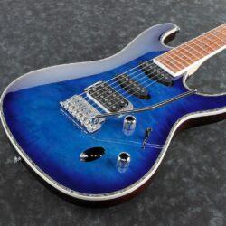 Ibanez SA360NQM-SPB SA-Series E-Guitar 6 String Sapphire Blue
