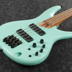 Ibanez SR1100BSFM E-Bass 4 String Sea Foam Green Matte + Gigbag