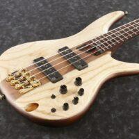Ibanez SR1300-NTF Premium E-Bass 4 String Natural Flat + Bag