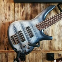 Ibanez SR300E-BPM SR-Series E-Bass 4 String Black Planet Matte
