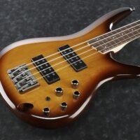 Ibanez SR370EF-BBT E-Bass 4 String fretless Brown Burst, Limited Edition!