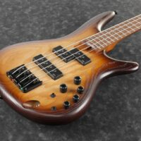 Ibanez SR650E-NNF E-Bass 4 String Natural Browned Burst Flat