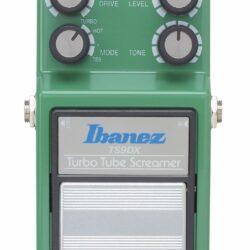 Ibanez TS9DX Turbo Tube Screamer Green