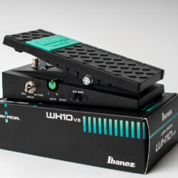 Ibanez WH10V3 Wah Pedal Effect for E-Guitar, PRE-ORDER