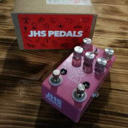 JHS Lucky Cat - Delay - Pink