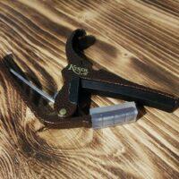 Kyser KG6CV, Quick Change Capo for 6-String Guitar