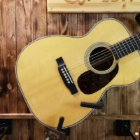Martin 00-28 Acoustic-Guitar 2017, Made in USA + HardCase