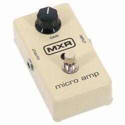 MXR M133 - Micro Amp