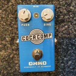 Okko Coca Comp Matt/Blau
