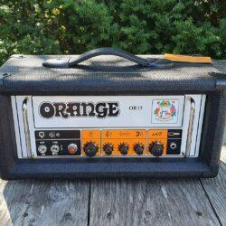 Orange OR15H-BLK