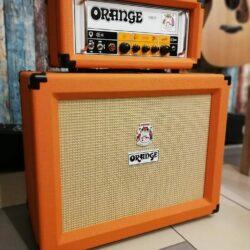 Orange OR15H & PPC112 Bundle orange