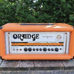 Orange Rockerverb RK50H MK I Head 6V6 Tubes