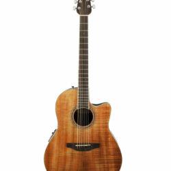 Ovation Celebrity Standard CS24P-F Koa Exotic Mid Depth Westerngitarre