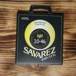 Savarez H50L, Electric Guitar Strings, 010 - 046