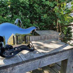 SCHECTER E-Gitarre, Omen 6, Gloss Black