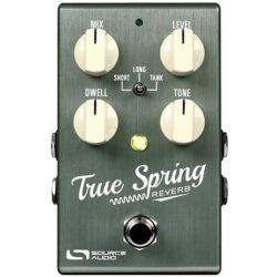 Source Audio One Series True Spring Reverb