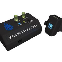 Source Audio SA 115 - Hot Hand 3 - Universal Wireless Effects Controller