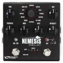 Source Audio SA 260 - One Series Nemesis Delay