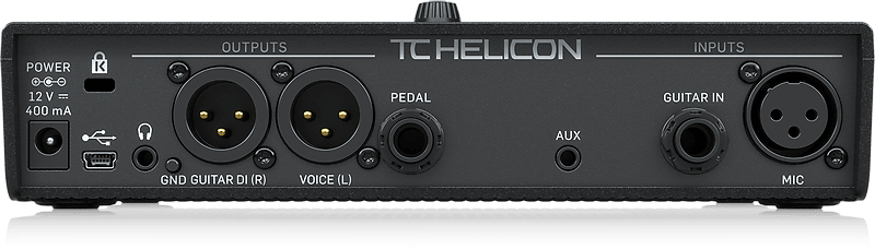 TC Helicon Play Acoustic on OhGuitar.com