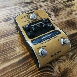 Zoom AC-2 Acoustic Creator Direct Box