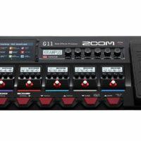 Zoom G11 Multieffektgerät E-Gitarren Effektgerät