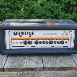 Orange Crush pro CR120H Black 1