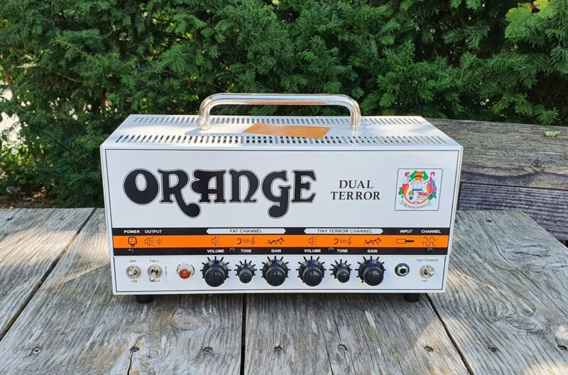 Orange DT30H Dual Terror Head 2