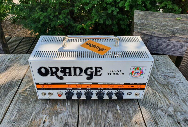 Orange DT30H Dual Terror Head 4