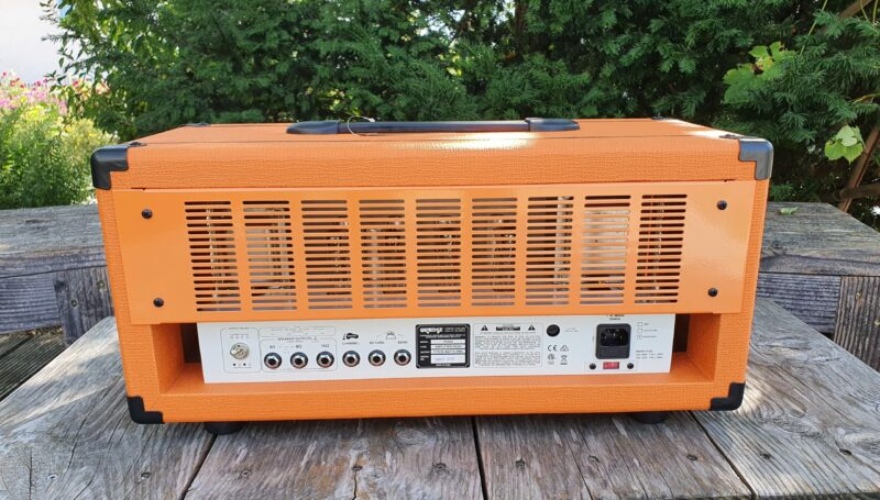 Orange TH30H Head 2